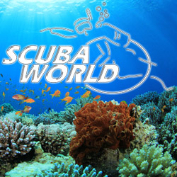 logo Scuba World