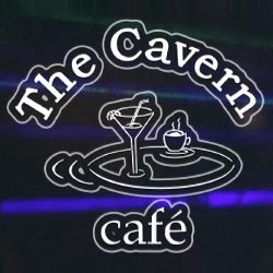 logo The Cavern Café